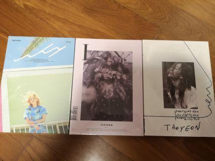 SNSD Taeyeon Sealed Album