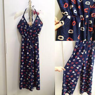 Flower Jumpsuit size XS