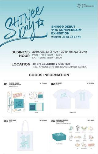 [WTB] SHINee Day Goods