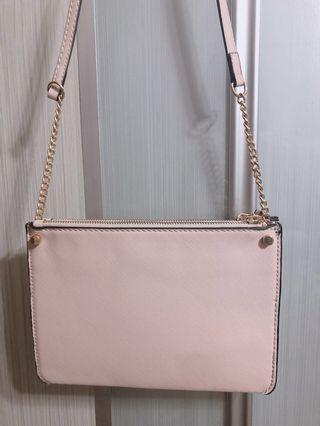 Mango Light Pink Sling / Crossbody Bag