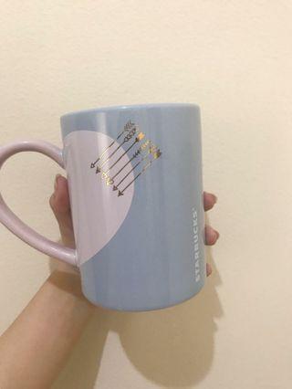 Starbucks mug valentines special edition