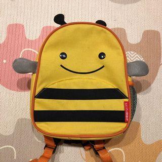 🚚 SKIP*HOP 防走失迷你背包 - 蜜蜂Bee
