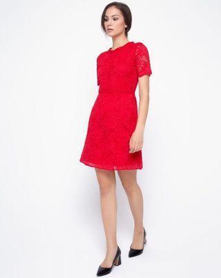#BAPAU NEW Connexion Dress Red