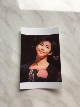 🚚 Namjoon (RM), BTS photocard