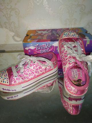 Skechers Twinkle Toes light up