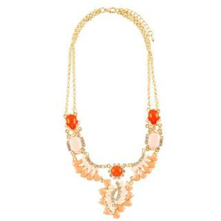 Sze Accessories Arty Vintage Necklace