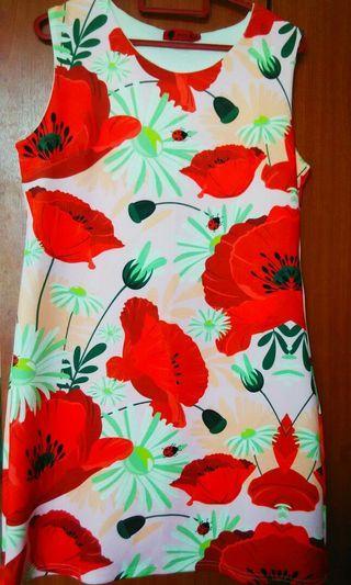 *New* Floral Dress