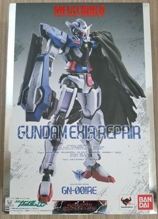 日版 Metal Build Gundam Exia Repair 能天使 高達 楊過