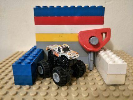 Hot Wheels Monster Jam EL Toro Loco (Special)