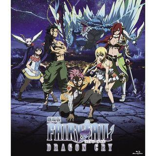 Fairy Tail Movie : Dragon Cry | Poster [2] & Small Cup