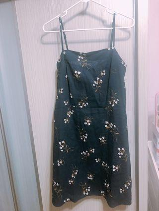 🚚 Brand New Cotton On Floral Navy Dress