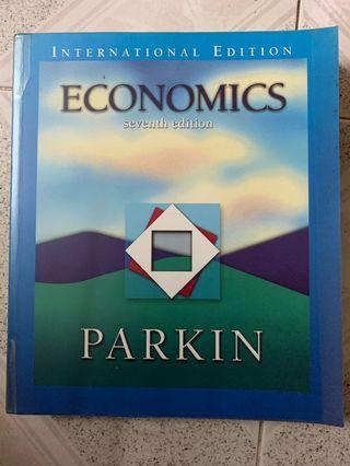 Economics Parkin 7th edition