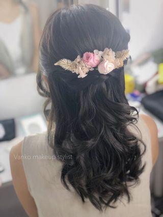 Pre wedding 仙氣感化妝造型