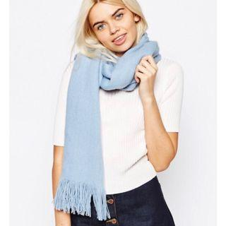 Monki Soft Wrap Around Scarf #SwapAU