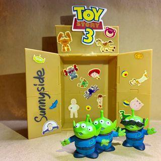 🚚 #玩具總動員#三眼仔