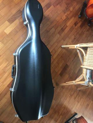 🚚 ABS Molded Cello case size 1/2