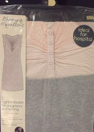🚚 Pregnancy and Nursing Nightwears