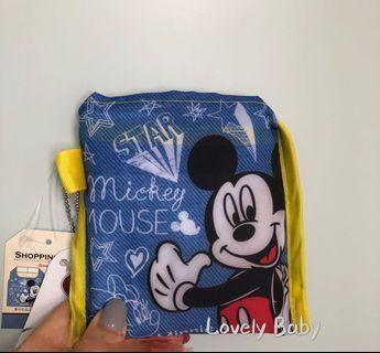 🇯🇵日本直送🇯🇵可愛米奇米妮Mickey & Minnie 環保袋