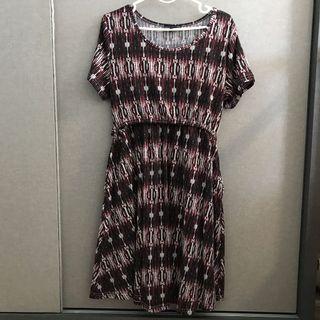 🚚 JEC Mothercot Maternity/ Nursing Dress