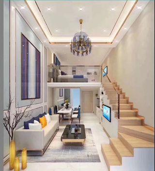 中山市旺區複式,買一層送一層,不限購不限貸