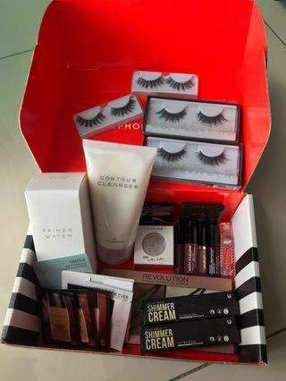 Sephora beauty box !