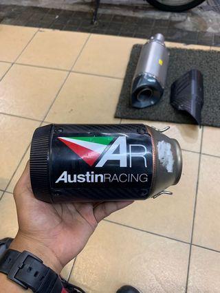 Muffler AR Racing (51mm)