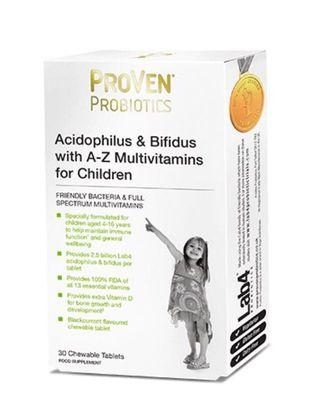 Proven 兒童益生菌+多種維生素 #MTRkt