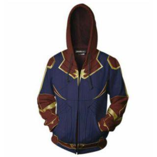 💥HOT💥Avengers Surprise Captain COS 3D Printed sweater