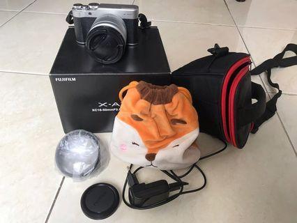 Kamera Fujifilm X-A10 (Xc16-50mm)