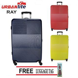 "💥HOT ITEM💥Urbanlite Ray 20"" Hard Case Luggage - ULH9917"