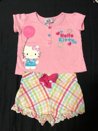 Baby Girl set 12months