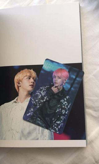 [WTT ONLY] taehyung Ly Dvd Pc to Jimin