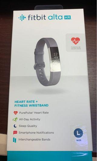 🚚 Fitbit Alta HR 心律運動手環