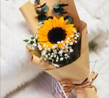 🚚 Sunflower Bouquet