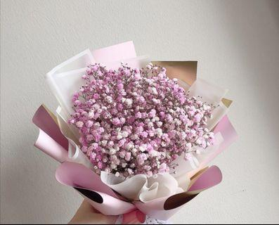🚚 Baby Breath Bouquet