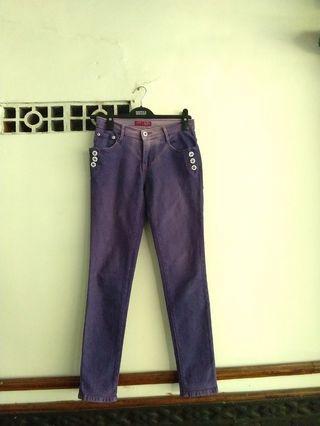 #mauvivo jeans