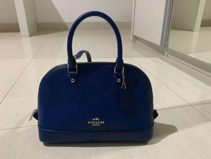 Coach Mini Sierra blue
