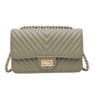 Summer new small bag female 2019 new Korean version Messenger bag chic fashion small square bag sling bag crossbody