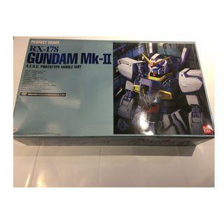 RX-178 Gundam Mk-II A.E.U.G. (PG) (Gundam Model Kits)