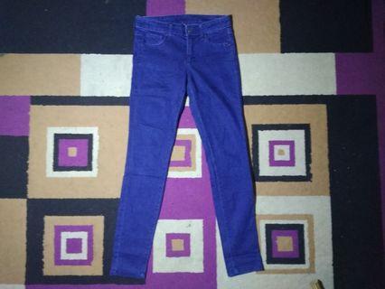 #BAPAU Jeans UNIQLO *ORIGINAL Blue