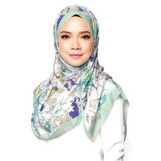 Eyelash shawl owlbynd