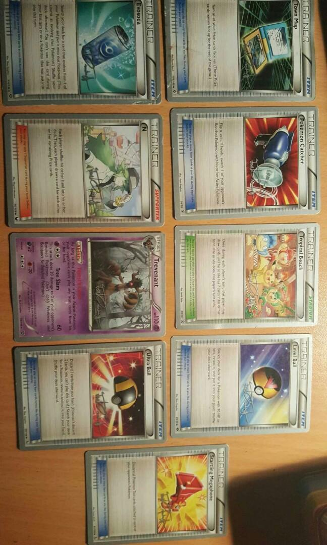 9x 2014 World Championship Cards TCG Pokemon Card Promo rare