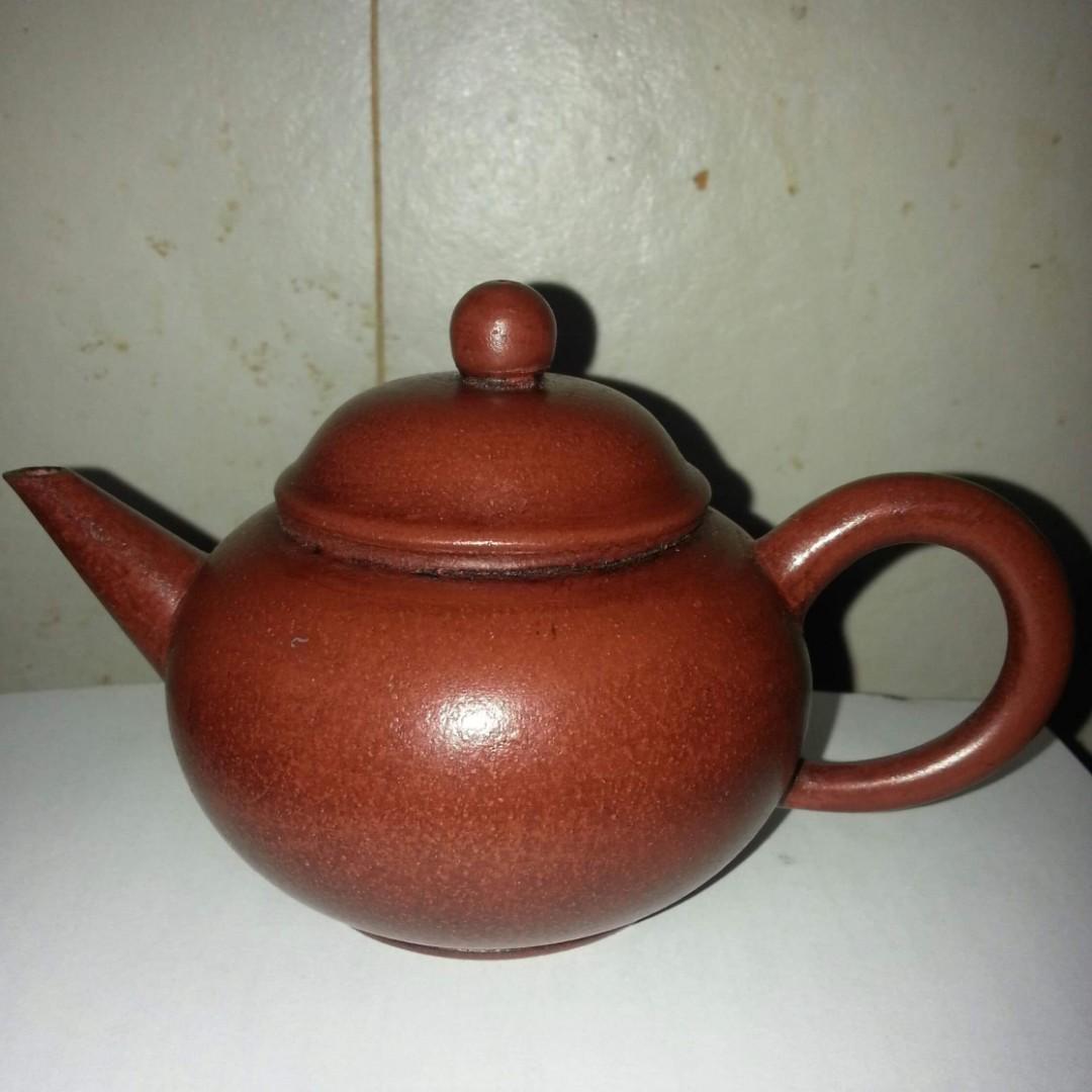 老安順款紫砂茶壼~細壺
