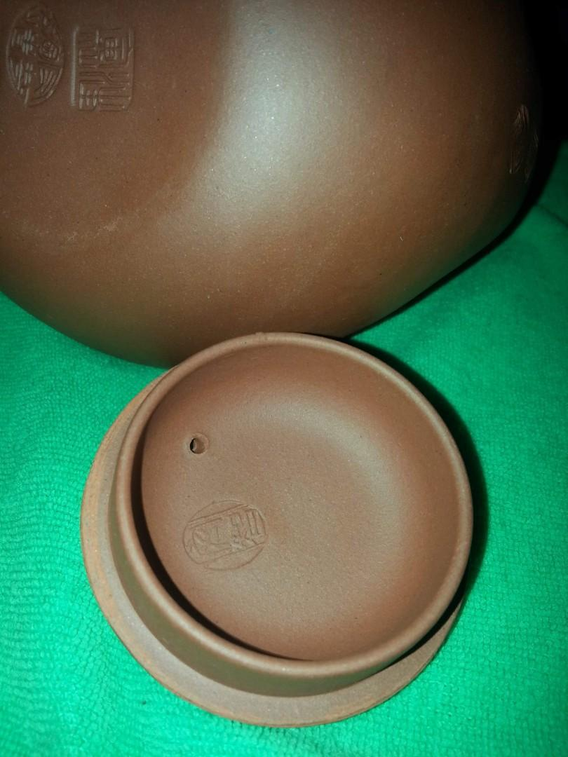 汪寅仙款紫砂茶壼