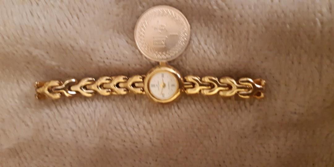 日本迷你錶面古董錶(机芯須修整)