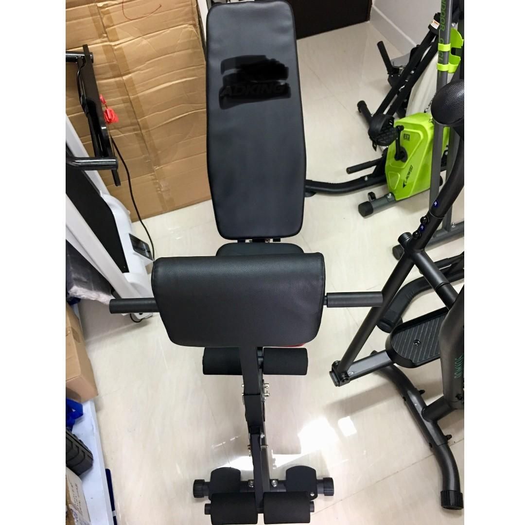 多款家用健身器材陳列品 包括 清倉價發售 ($50-$990) 可預約睇實物