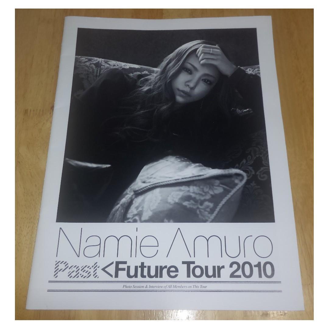 安室奈美恵 / 安室奈美惠 / Namie Amuro - Past < Future Tour 2010 場刊