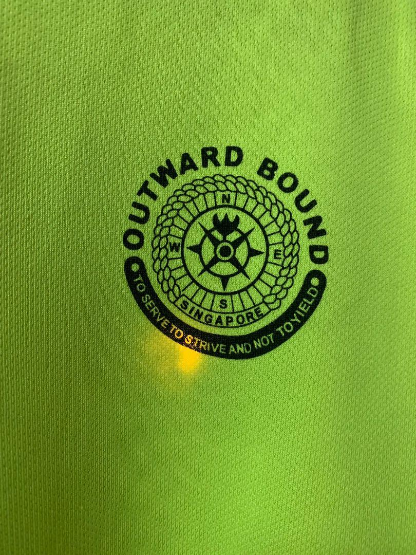 ! CLEARANCE SALE ! Outward Bound Singapore tee