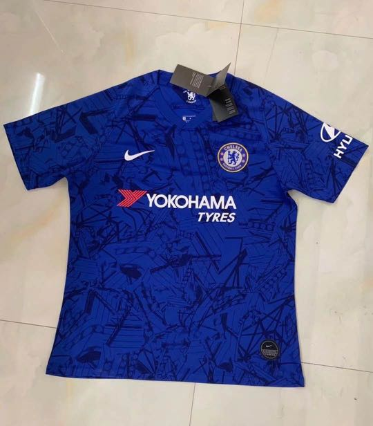the best attitude 3ff65 1ec17 🔥 NEW 19/20 Chelsea home kit Chelsea jersey Chelsea FC home jersey new  season Chelsea jersey