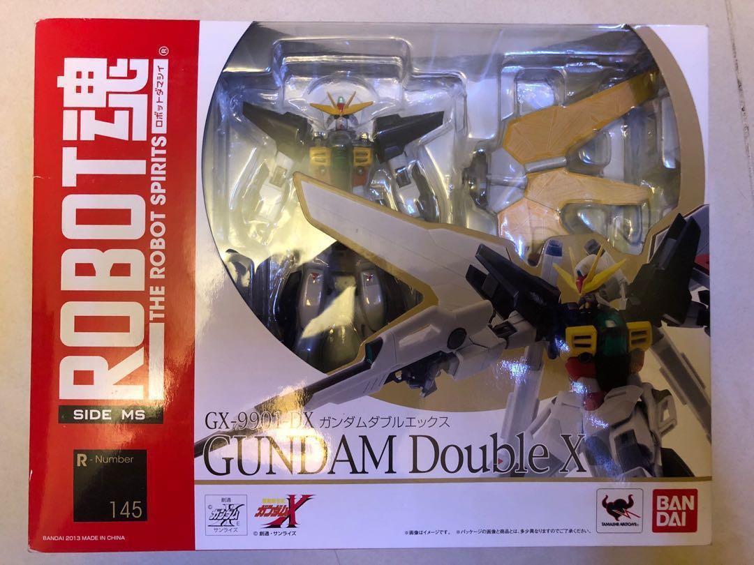 (全新日版) Robot魂 No.145 Double X gundam DX gundam X 高達 機動新世紀
